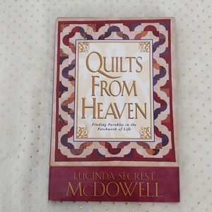 Quilts from Heaven Hardback Book